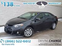 2014 Toyota Corolla SPORT !!!FEBRUARY BLOW OUT SPECIAL!!!