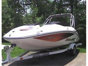 Used 2005 Sea Doo/BRP challenger