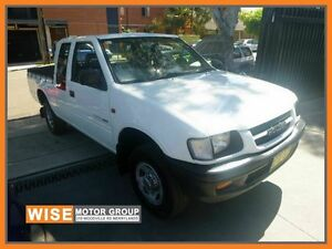 1999 Holden Rodeo TF R9 LX Space Cab White 4 Speed Automatic Utility Granville Parramatta Area Preview