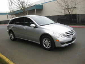 2006 Mercedes R350 AWD SUV fully loaded 177kms - $8100