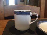 Royal Doulton Atlanta Espresso Cups and Saucers