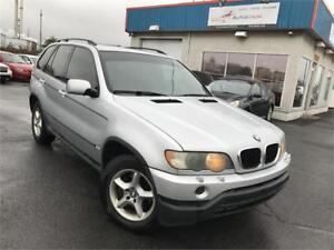 2002 BMW X5 3.0i / CUIR / AWD / TOIT OUVRANT / MAGS / PROPRE