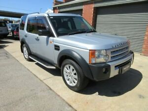 2006 Land Rover Discovery 3 MY06 Upgrade HSE Silver 6 Speed Automatic Wagon