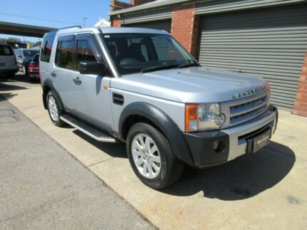 2006 Land Rover Discovery 3 MY06 Upgrade HSE Silver 6 Speed Automatic Wagon Gilles Plains Port Adelaide Area Preview