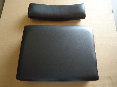 New Usa Made Black Seat John Deere A B D G R 50 60 70 520 530 620 630 720 730