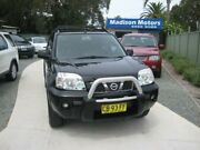 2005 Nissan X-Trail T30 TI (4x4) Black 5 Speed Manual Wagon Tuncurry Great Lakes Area Preview