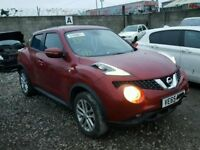 2015 Nissan Juke 1.2 N-connecta Dig-t Damaged Repaired