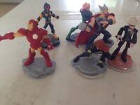 Disney Infinity 2.0 Marvel Super Heroes Set for Xbox One