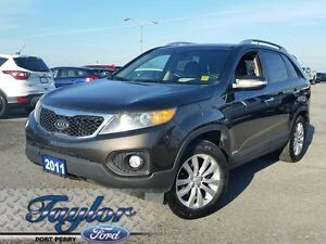 2011 Kia Sorento EX *AWD* *Leather**Moonroof*