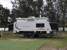 2013 Jayco EXPANDA Outback (17.56-2HL.OB) Shower/Toilet/Bunk mode Ulladulla Shoalhaven Area Preview