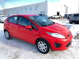 2012 Ford Fiesta SE ... Good gas mileage!