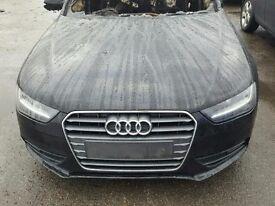 Audi A4 Passenger Headlight 2014