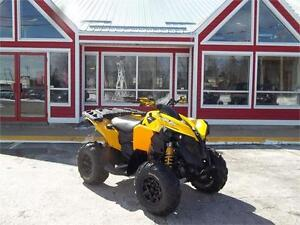 2014 CAN AM RENEGADE 1000