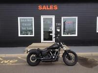2012 Harley Davidson Street Bob - COMPLETELY BLACKED OUT