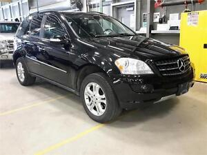 2007 Mercedes-Benz M-Class ML350 4MATIC 1 YEAR FREE WARRANTY!!