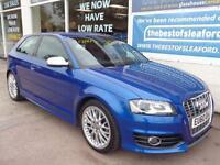 Audi S3 2.0T FSI quattro 2010 Full S/H Finance Available Low miles 58k p/x