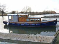 Boat For Sale - Bella – a vintage harbour launch