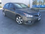 2013 Holden Cruze JH Series II MY13 SRi-V Grey 6 Speed Sports Automatic Hatchback Port Augusta Port Augusta City Preview