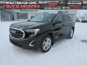 2018 GMC Terrain SLE. Text 780-872-4598 for more information!