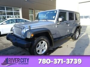 2014 Jeep Wrangler Unlimited UNLIMITED SPORT Accident Free,  Sun