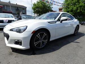 2013 SUBARU BRZ SPORT-TECH (MANUELLE, NAVI, BLUETOOTH, FULL!!!)