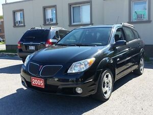 2005 Pontiac Vibe cert&etested,low KMS!!!!!!!!