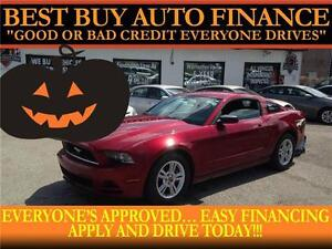 """2014 FORD MUSTANG V6   """" OCTOBER ROCK BOTTOM BLOW OUT SALE !!"""