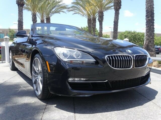 BMW : 6-Series I SPORT 2012 650i CONVERTIBLE Certified 4.4L