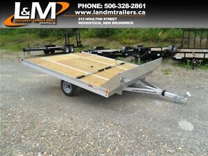 Snowmobile Trailer Buy Or Sell Used Or New Cargo