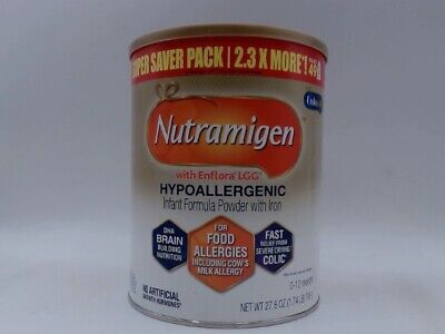 Enfamil Nutramigen with Enflora LGG Formula Powder -27.8oz EXP: 06/22