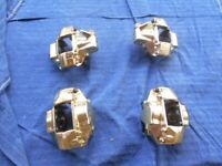 Front and rear brake calipers for Ferrari 208, 308 and Dino 246 models