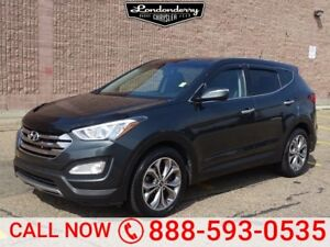 2013 Hyundai Santa Fe AWD SPORT 2.0T Accident Free,  Leather,  H