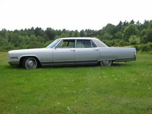 For Sale: 1966 Cadillac Fleetwood