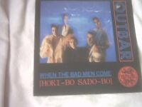 Vinyl 12in 45 Out bar – When The Bad Men Come 3 Mixs EMI 12EMI 5553