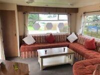 Cheap caravan for sale in Steeple Bay Maldon Chelmsford Essex. 2 Years Free Site Fees