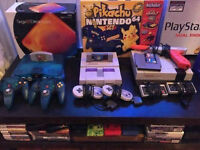 Paying More for your Nintendo Games & Systems-N64,GameCube,SNES+