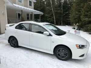 2015 lancer SE limited AWD&Financing available