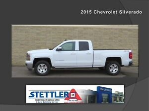 2015 Chevrolet Silverado 1500 Locally Owned, Serviced Regularly