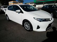 2015 Toyota Corolla ZRE182R Ascent White 7 Speed CVT Auto Sequential Hatchback Mount Gravatt Brisbane South East Preview