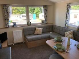 Starter Caravan For Sale Wemyss Bay, West Coast Scotland