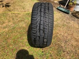 "Brand New Spare Pirelli Tyre ""18inch"