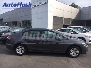 2013 Honda Civic LX *Bluetooth* Cruise *Sieges-chauffant/Heat-Se
