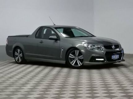 2013 Holden Ute VF SS Prussian Steel 6 Speed Manual Utility