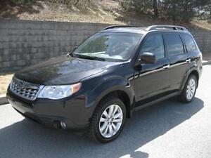 2011 SUBARU FORESTER 2.5X LIMITED AWD (TOIT PANO, AIR, FULL!!!)