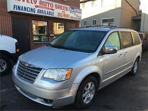2009 Chrysler Town & Country Touring dvd BACK UP CAMERA