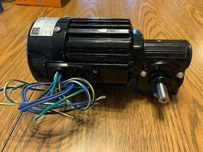 Bodine 0487 301 Gearmotor Used
