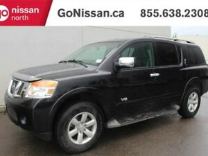 2008 Nissan Armada SE: 4WD, LEATHER, DVD GREAT SHAPE, MUST SEE!