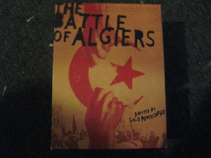 The Battle of Algiers DVD Criterion Collection