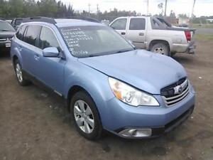 Parting out 2010 Legacy Outback