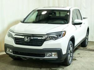 2018 Honda Ridgeline Touring All-wheel Drive Crew Cab 125.2 in.